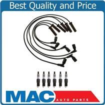 100% Brand New Ignition Wires & Spark Plugs for Chevrolet Equinox 3.4L 2005-2009