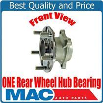 (1)  Hub Wheel Bearing Assembly, Rear 04-08 TSX 05-07 Accord Hybrid REAR