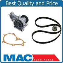 99 00 2001 2002 Nissan Quest Mercury Villager Water Pump and Timing Belt kit, With Tensioner V6 3.3L