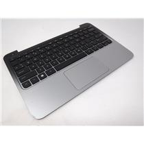 HP Stream 11 Genuine Top Cover Palmrest w/ Touchpad Keyboard 794447-001
