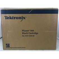 Brand New Tektronix Phaser 560 Black Toner Cartridge 016-1536-00