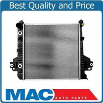 02-06 Jeep Liberty 3.7L V6 NEW 2481 100% Leak Tested Radiator 5 Year Warranty