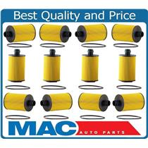 12/ 100% New Oil Filter for 2014-2018 Ram 1500 3.0L V6 Turbo Diesel 12 Pack