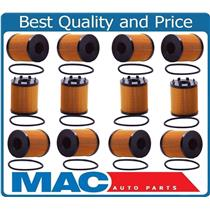 12/ 100% New Oil Filter for Fiat 500 1.4L Turbo or Non Turbo 12 Pack NEW