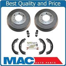 (2) 35019 Rr Brake Drum Brake Shoes & Springs Wheel C Fits Pathfinder QX4