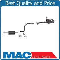 01-02 Accent 3Dr GS Hatchback 1.6L DOHC Muffler Pipe Exhaust System 49646 49649