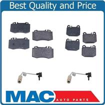 00-03 Mer ML55 02 05 ML500 Front & Rear Brake Pads MD847 MD874