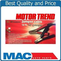 Jumper Booster Cables 250Amp 10 gauge 12ft Brand NEW