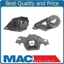 00-03 Dakota Engine Motor Mount & Transmission 3Pc Kit