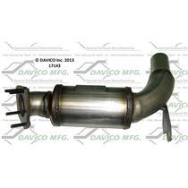 Vanden Plas XJR XJ8 4.0L D/S Catalytic Converter W Gaskets 17143 Slip Fit Outlet