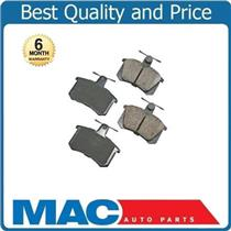 1980-2003 Audi Set of Rear Semi-Metallic Brake Pads