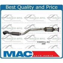 04-08 Suzuki Forenza Rear Catalytic Converter & Flex Pipe With Gaskets