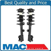 (2) 100% New FRONT Complete Coil Spring Struts for Hyundai Santa Fe 2010-2012