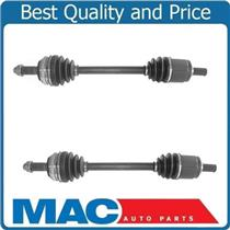 (2) NEW FRONT GSP CV Joint Axle Shaft HO-8042 HO-8043