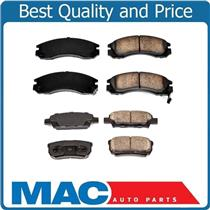 100% New Front and Rear Ceramic Brake Pads for Mitsubishi Outlander 2005-2006