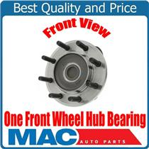 (1) 100% New Front Wheel Bearing Hub Assem. for 09-11 Ram 2500 Rear Wheel Drive
