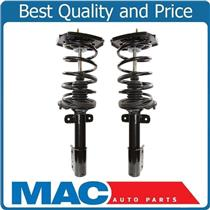 (2) 100% New Rear Complete Coil Spring Struts for 16 Inch Rim Base 04-05 Impala