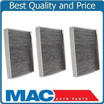 (3) Improved Charcoal Cabin Air Filter Freightliner 07-18 Sprinter 2500 3500
