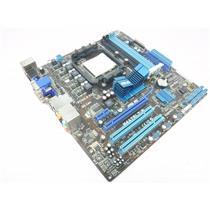 Asus M4A7BLT-M Rev 1.00G Desktop Motherboard Socket 941 TESTED AND WORKING