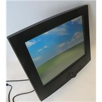 "GVision J5PX J5PX-TA 15"" Black LCD Touch Screen Monitor J5PX-TA-AU41N-2001-GN4"