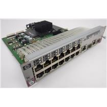 HP ProCurve J4907A 14 Ports Internal Switch Module Part No 5092 0862