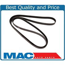 Brand New Serpentine Belt REF# 882K6 Fits Jeep Wrangler 4.0L 00-06
