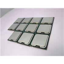 Lot of 11 Intel Core 2 Quad Q6600 Socket LGA775 CPU Processor SLACR 2.4GHz