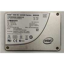 """Intel SSD DC S3500 Series 800GB Solid State Drive 2.5"""" 6Gbps SATA SSDSC2BB800G4"""
