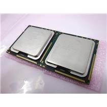 Lot of 2 Intel Core i7-920 Quad-Core Socket LGA1366 CPU Processor SLBEJ 2.66GHz