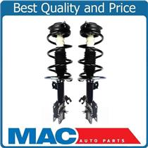New Front Struts for Nissan Rogue 13-15 Front Wheel Drive Automatic Transmission