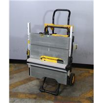 Dewalt Double Bevel DWE7491 Compact Table Saw W/ Mobile Foldable Table - TESTED