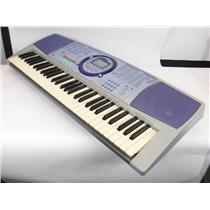 Panasonic SX-KC211 Touch Sensitive 61 Key Electronic Keyboard - TESTED & WORKING