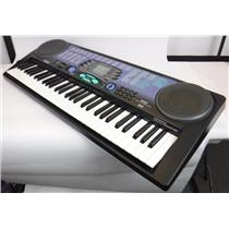 Radio Shack MD-1160 Variable Touch Response Electronic Keyboard - WORKING