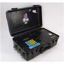Dynasonics M3-902 1-60 in Multi Scale Ultrasonic Flowmeter POWERS ON