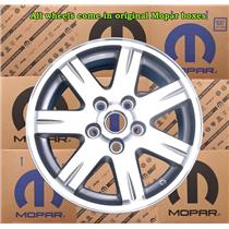 *NEW* OEM Mopar Boxed Rims 17x7.5 5x127 Bolt Pattern Wheel Kit 1DG87PAKAA 9080