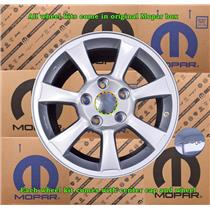 *NEW* OEM Mopar Jeep Grand Cherokee 17x7.5 Wheel Kit With Center Cap 82209288