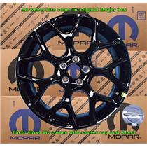 *NEW* OEM Mopar Dodge Dart Chrystler 200 Wheel Kit With Center Cap 82214190 2514