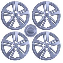 "*NEW* OEM 2017-2018 Nissan Kicks 16"" Hub Cap Wheel Cover Set Of 4 403155RB0E"