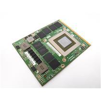 HP Nvidia GPU 728557-001 N15E-Q1-A2 ZBook 17 Video Graphics Card Tested  Working