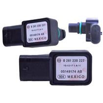 *NEW* OEM Mercedes-Benz Bosch Absolute Pressure Sensor 0 261 230 227 05149174AB