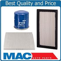 100% New Air Oil & Cabin Filters for Nissan Maxima 10-14 Murano 13-15