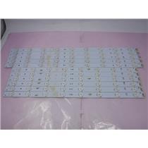 Proscan 30350017203 LED50D17-ZC14-03(A) Backlight For PLDED5066A-C 11 Strips