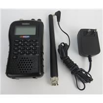 Uniden BC72XLT 100 Channels / 10 Banks Black Handheld Nascar Edition Scanner