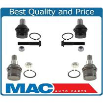 Upper & Lower Ball Joints fits for Ford Excursion F250 2 Wheel Drive Twin I Beam