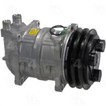 AC Compressor 4 Seasons 58612 (1 Year Warranty) Reman