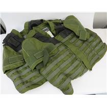 Lot Of 2 Point Blank Ballistic Carrier Vests - Carrier Vests Only - NO PLATES