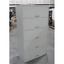 ***LOCAL PICK-UP ONLY*** Steelcase Model 836511HF Metal 5-Drawer Filing Cabinet
