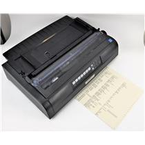OkiData Oki Microline 421 Dot Matrix Printer USB-B Parallel Serial Mini 9