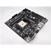 GIGABYTE GA-F2A85XM-D3H Bare Desktop Motherboard - Socket FM2 DDR3 - TESTED