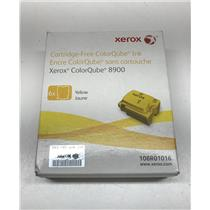 Xerox ColorQube Yellow Solid Ink 8900 108R01016
